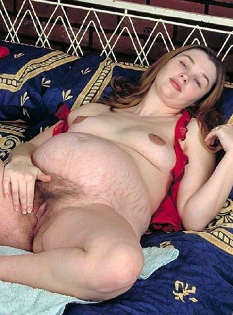 Порно беременные волосатые фото слайд